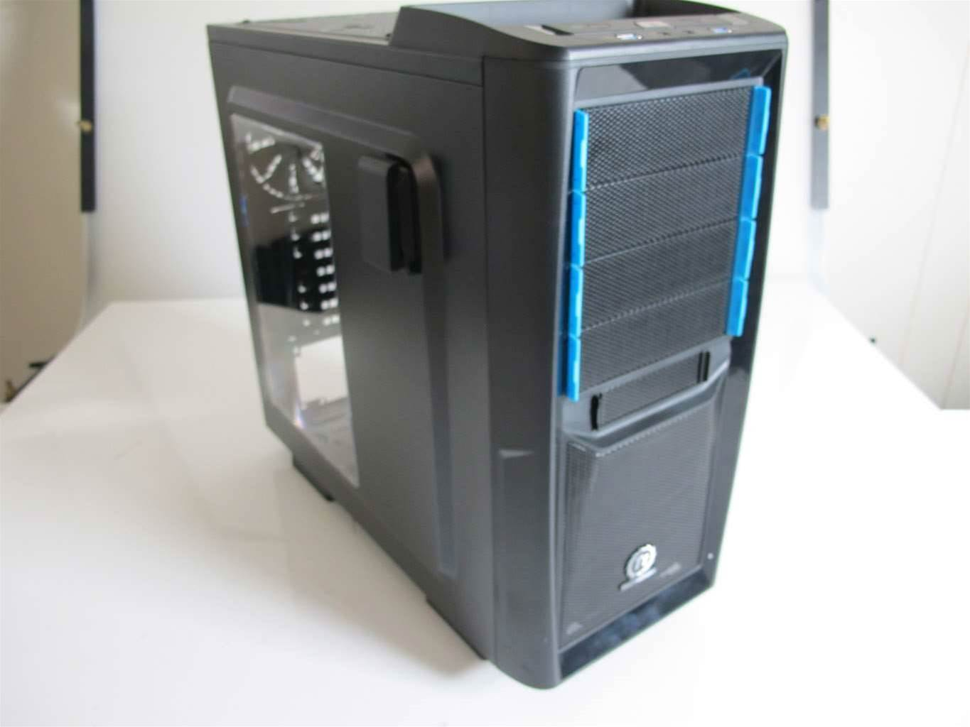 Unboxed: Thermaltake Chaser A41