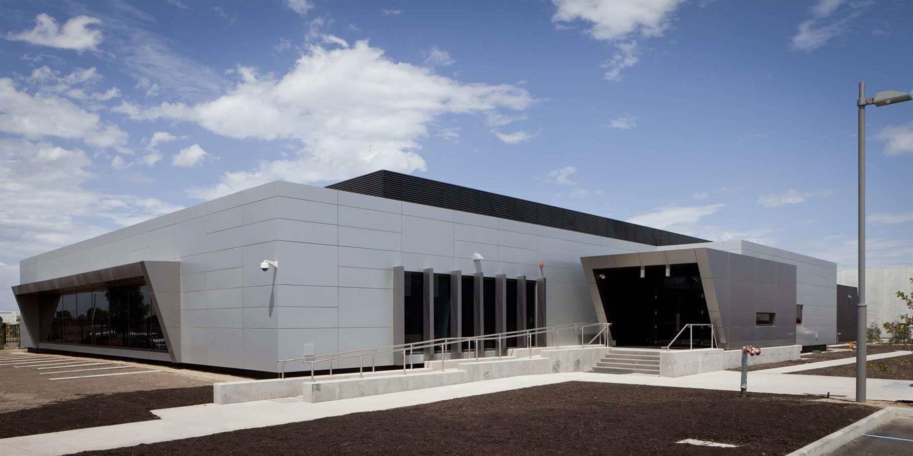 Photos: NAB's Melbourne data centre