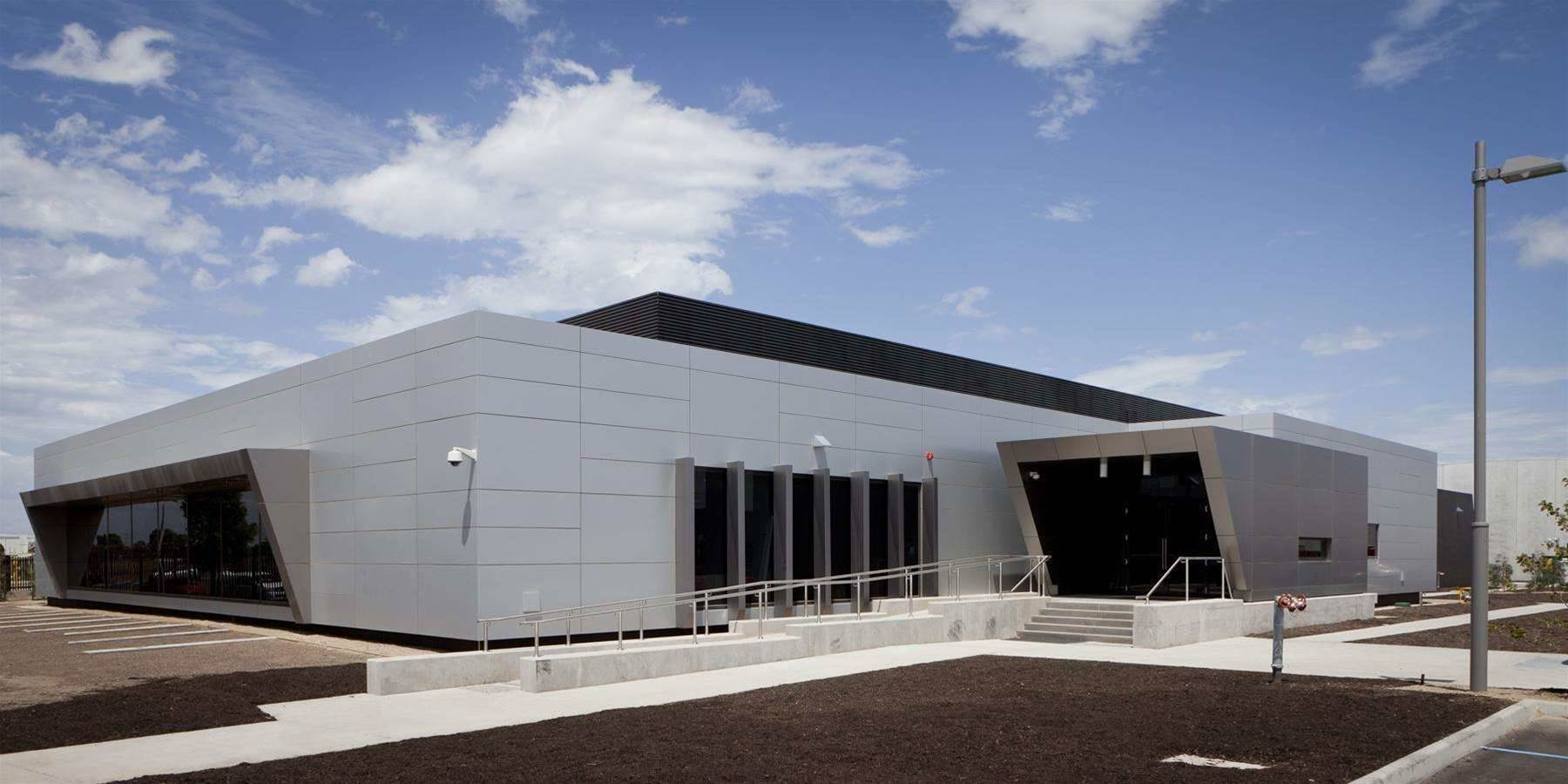Photos: NAB's Melbourne data centre