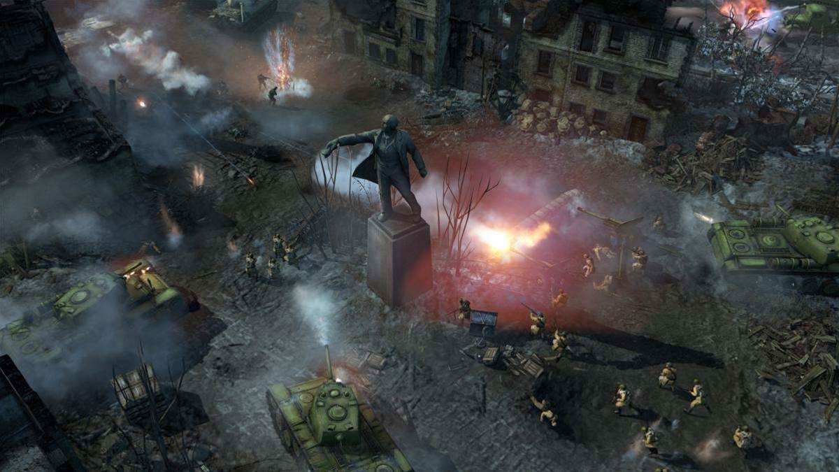 Company of Heroes 2 DX11 screenshots