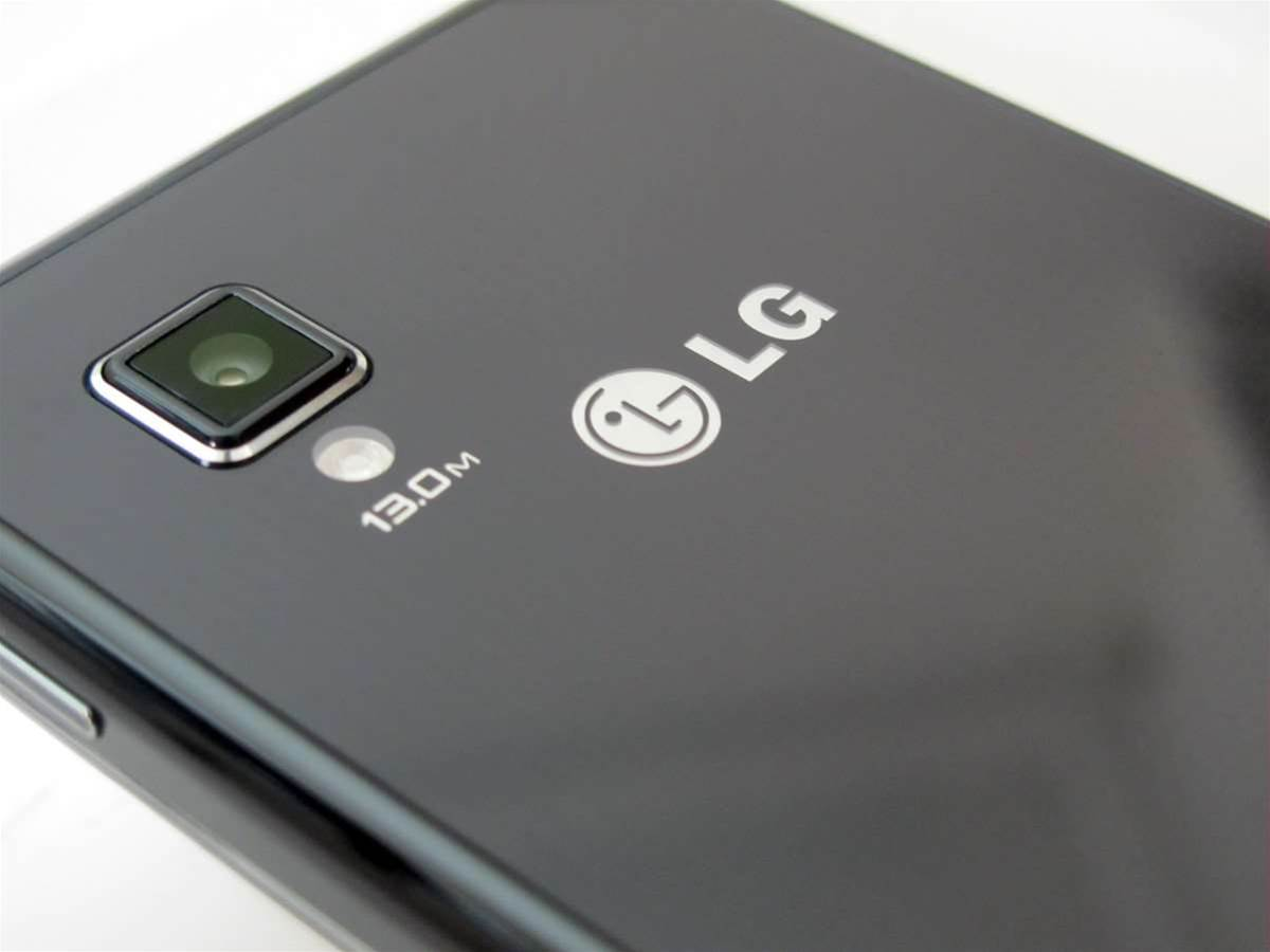 Out of the box: LG's Optimus G