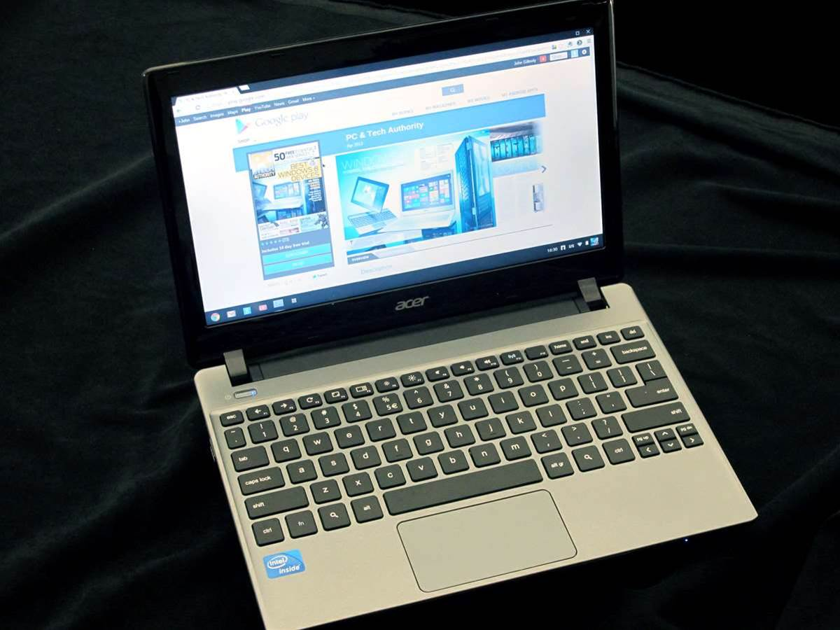 First look: Acer's C7 Chromebook