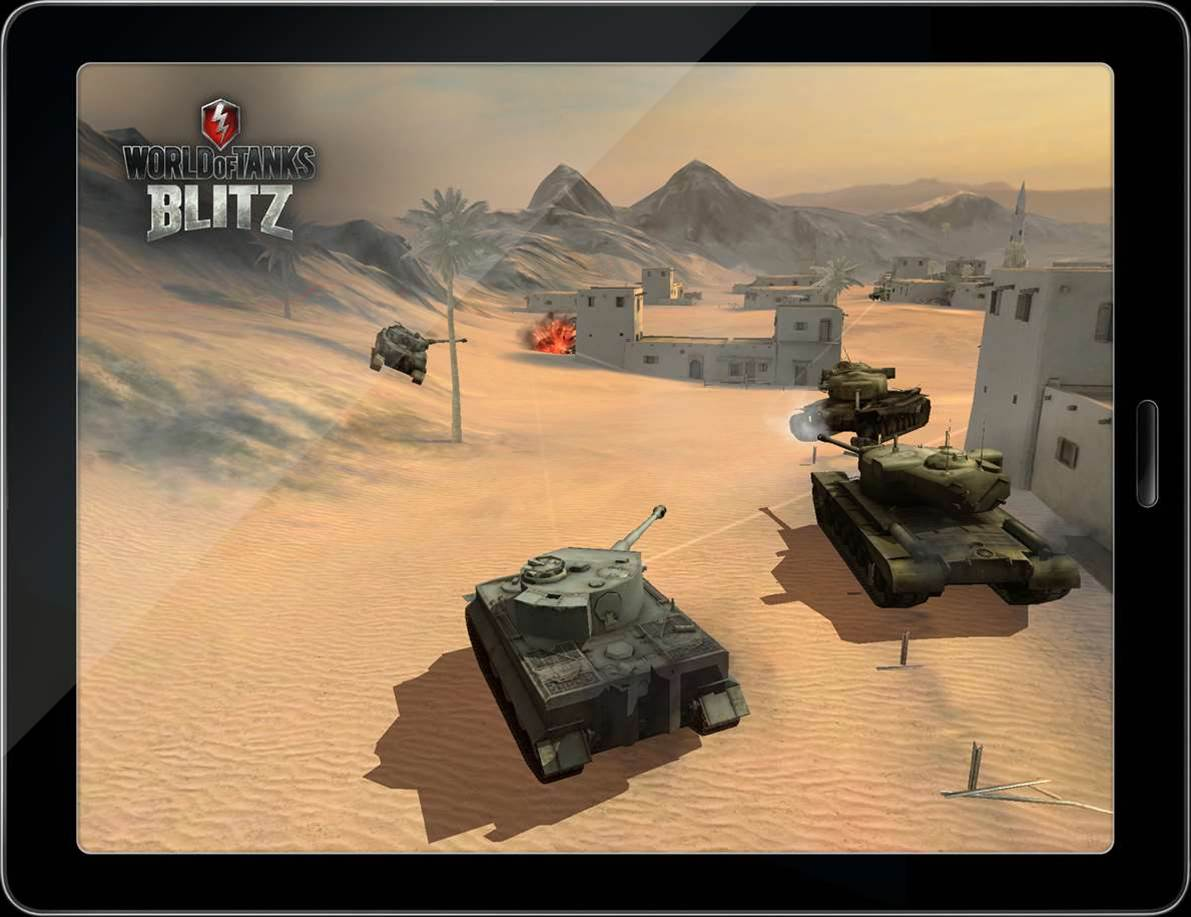 World of Tanks Blitz screens
