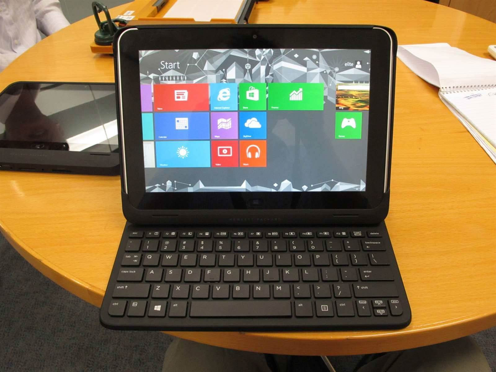 HP's ElitePad 900: how it's different to the Surface Pro