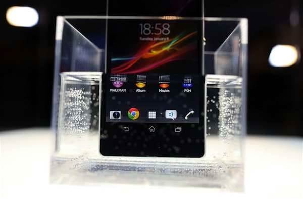 Photos: Sony Xperia Z