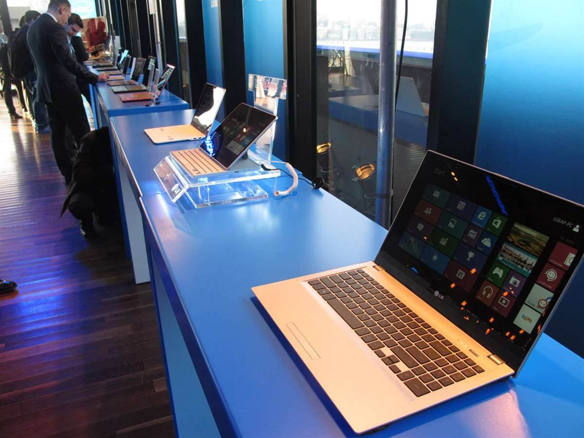 In pictures: meet 20 new laptops with Intel's new chip