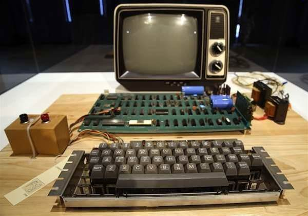Photos: Apple-1 could fetch $500k