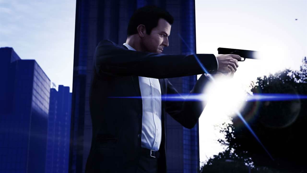 12 new Grand Theft Auto V screens!