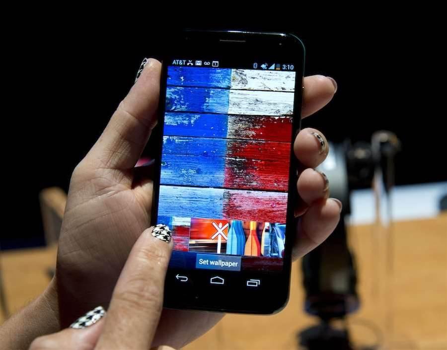 Photos: Motorola Moto X