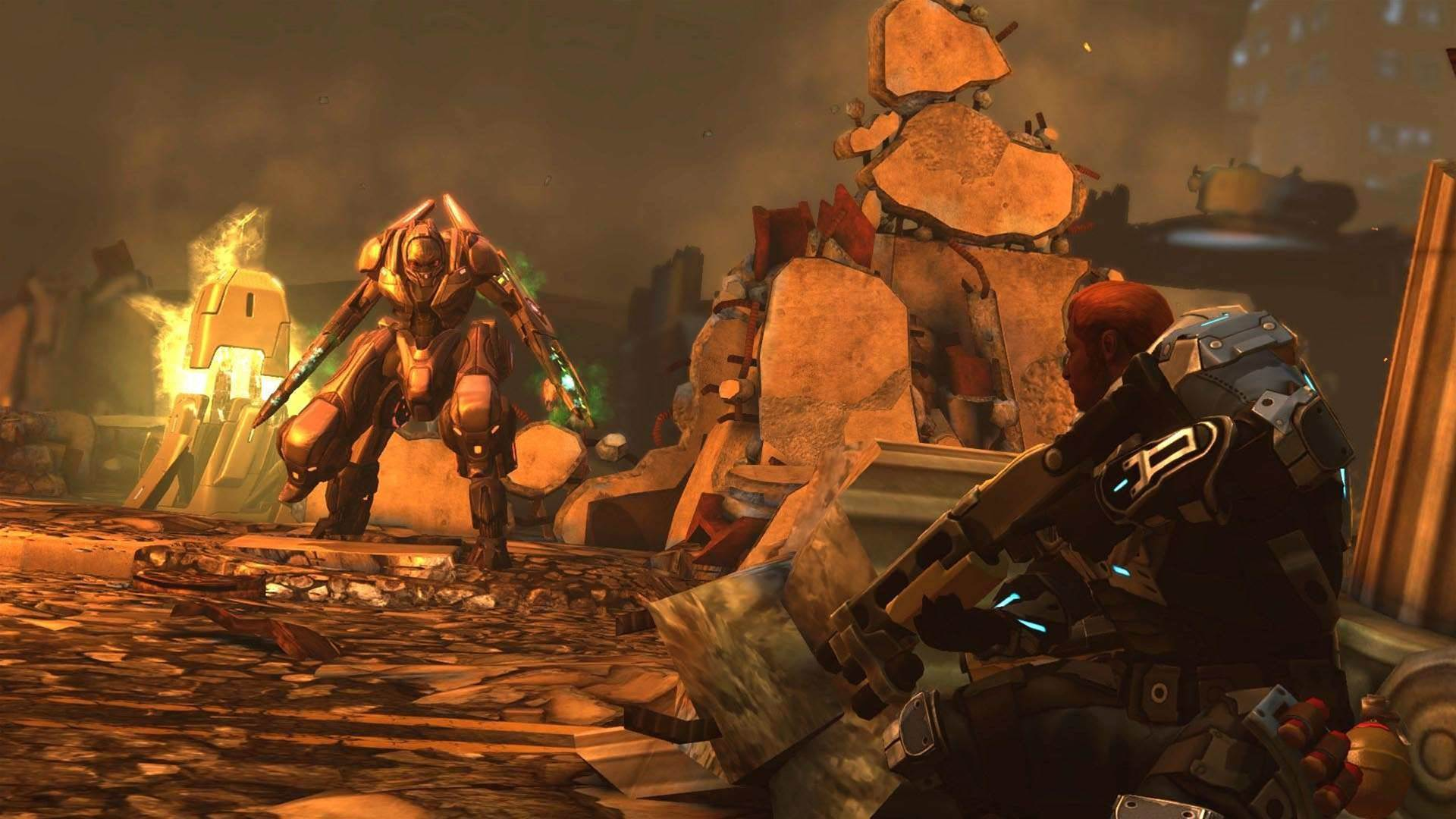 New screens from XCOM: Enemy Within