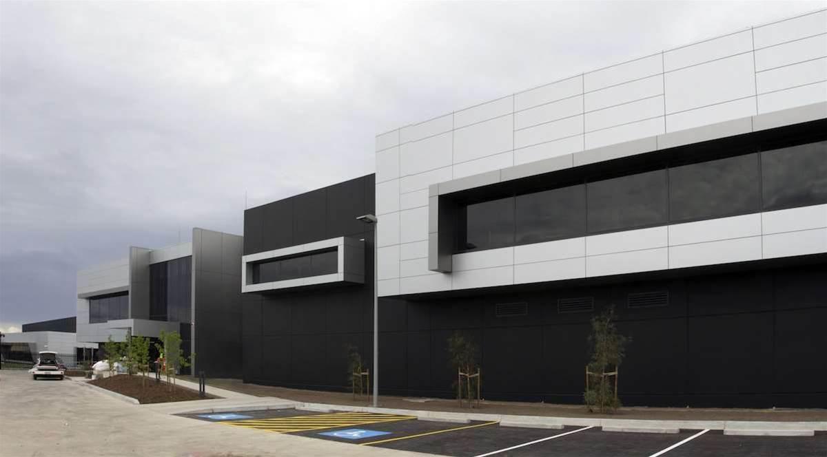 Photos: Digital Realty unwraps Melbourne II data centre