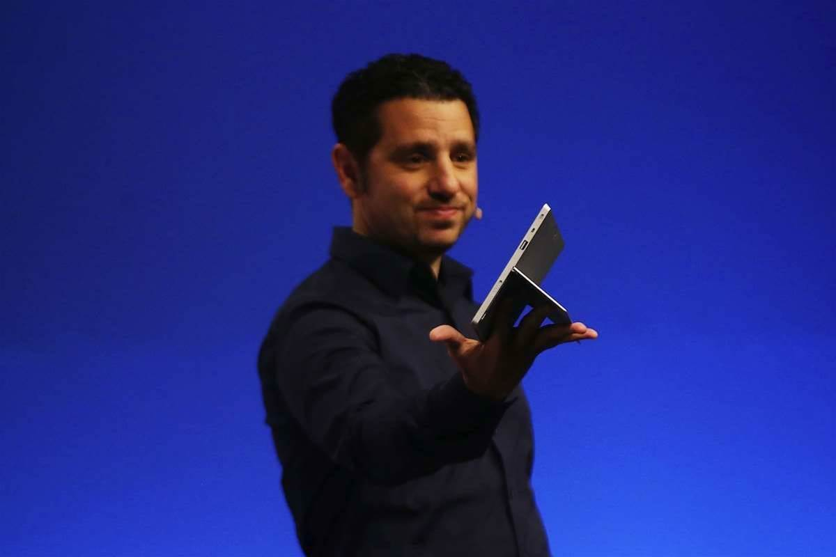 Photos: Microsoft's next generation Surface tablets