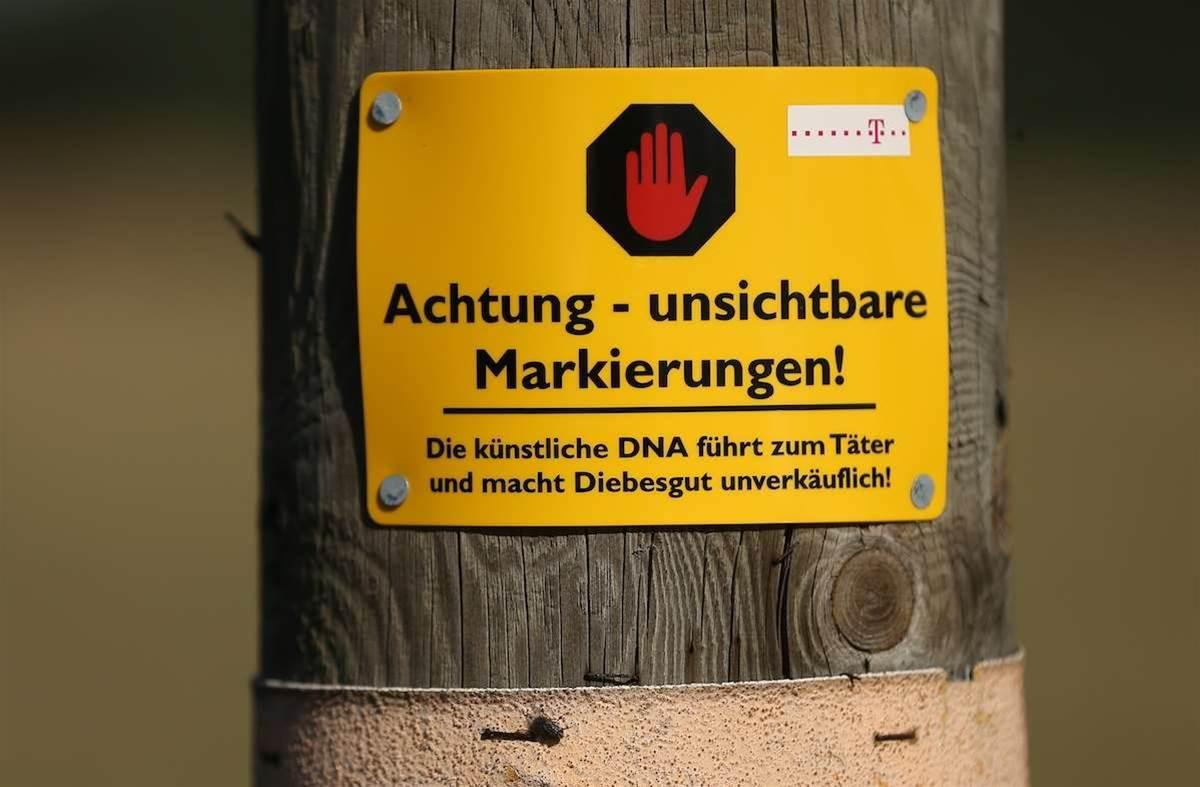 Photos: Deutsche Telekom's copper saving drones