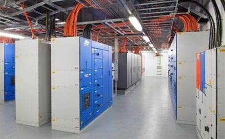 Photos: Inside Digital Realty's award-winning data centre