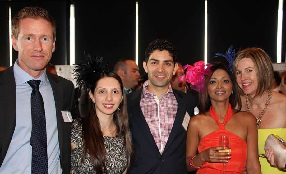 Photos: Who was at CommVault's Melbourne Cup event?
