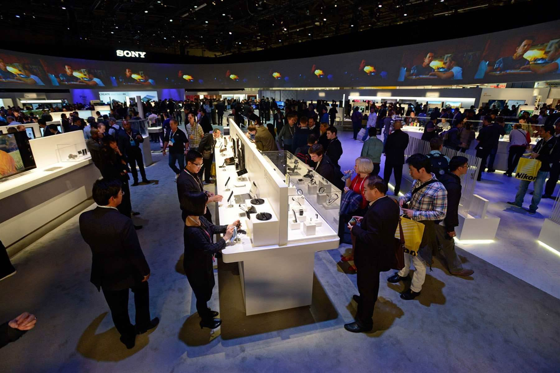 9 gadgets for work we spotted at the CES gadget show