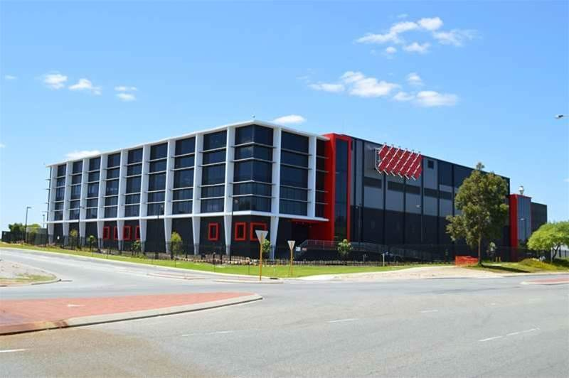 Preview: NextDC's Perth data centre