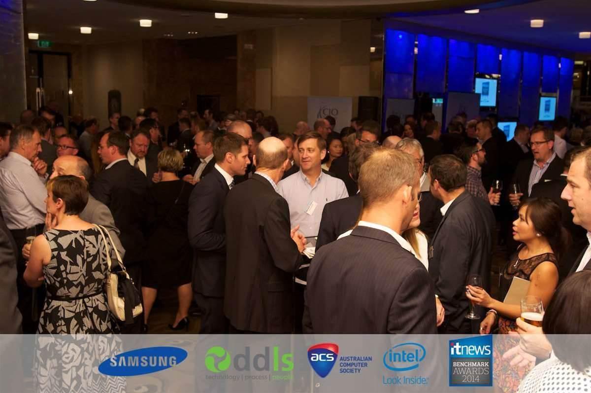 Photos: The 2014 iTnews Benchmark Awards