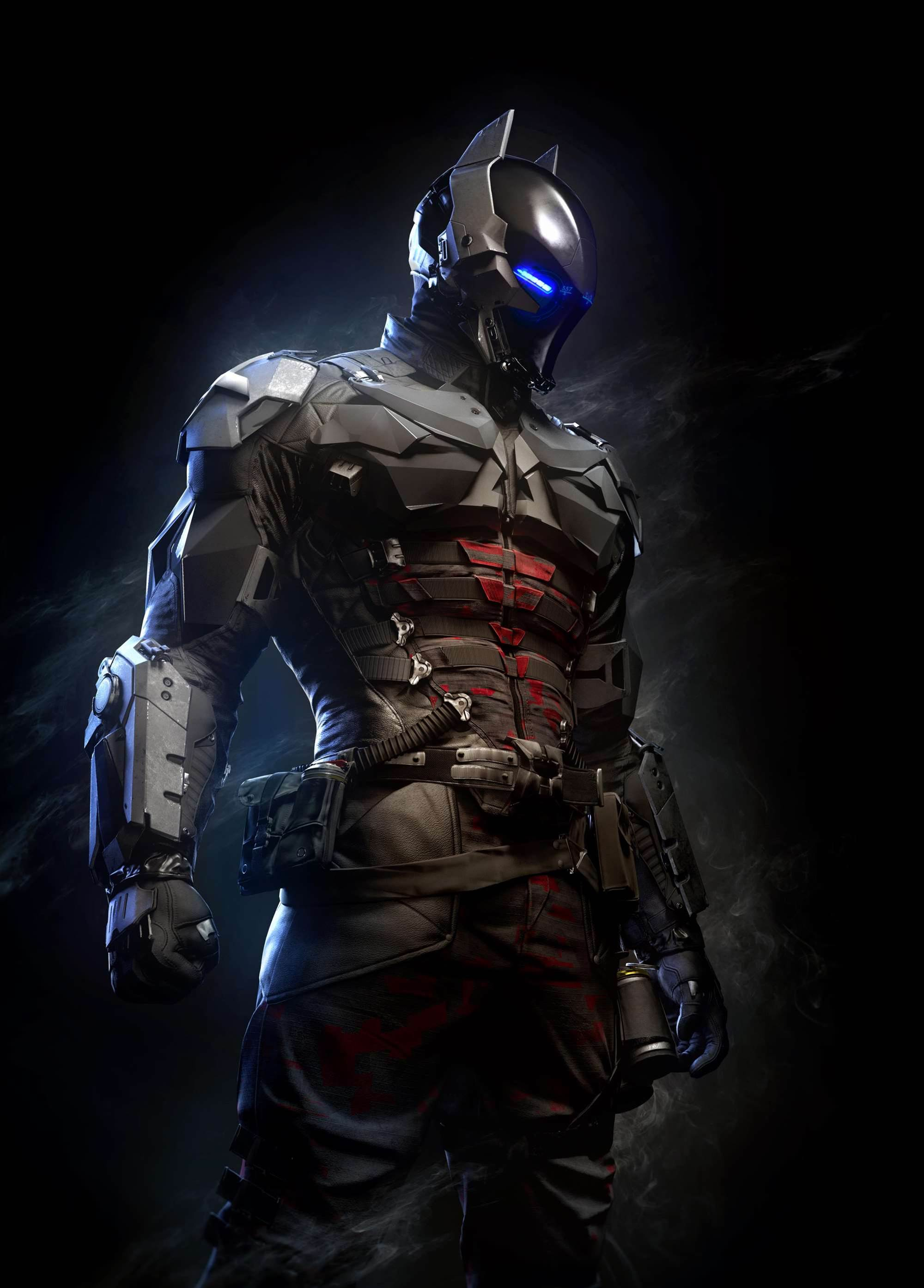 New Batman: Arkham Knight pics revealed!
