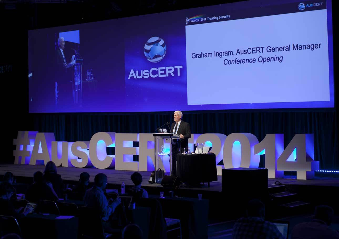 Photos: AusCERT 2014