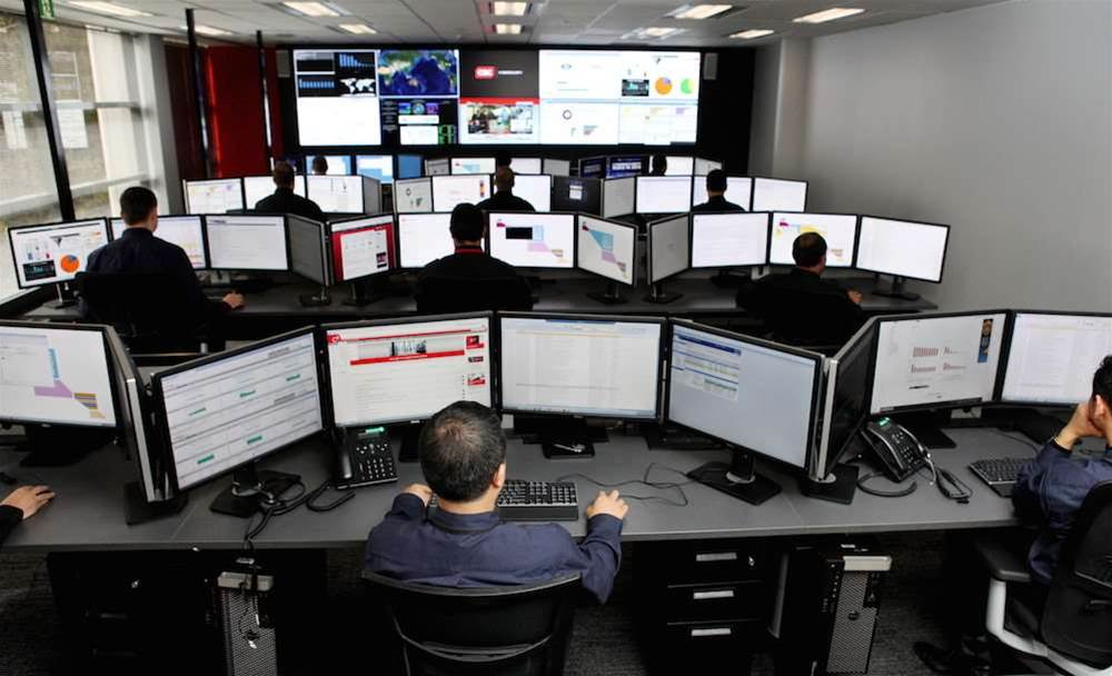Photos: CSC launches Sydney Security Operations Centre