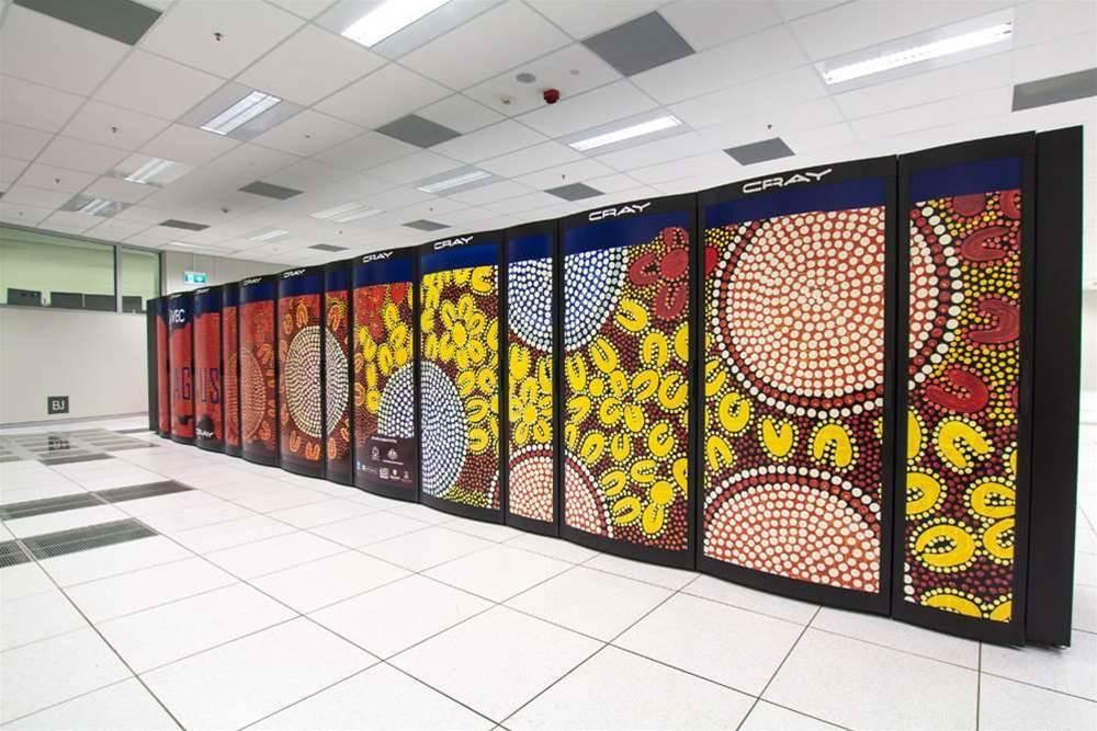 Photos: Unboxing the Magnus supercomputer