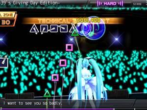 New Hatsune Miku: Project Diva F 2nd screens