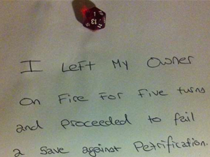 The very best of Dice Shaming