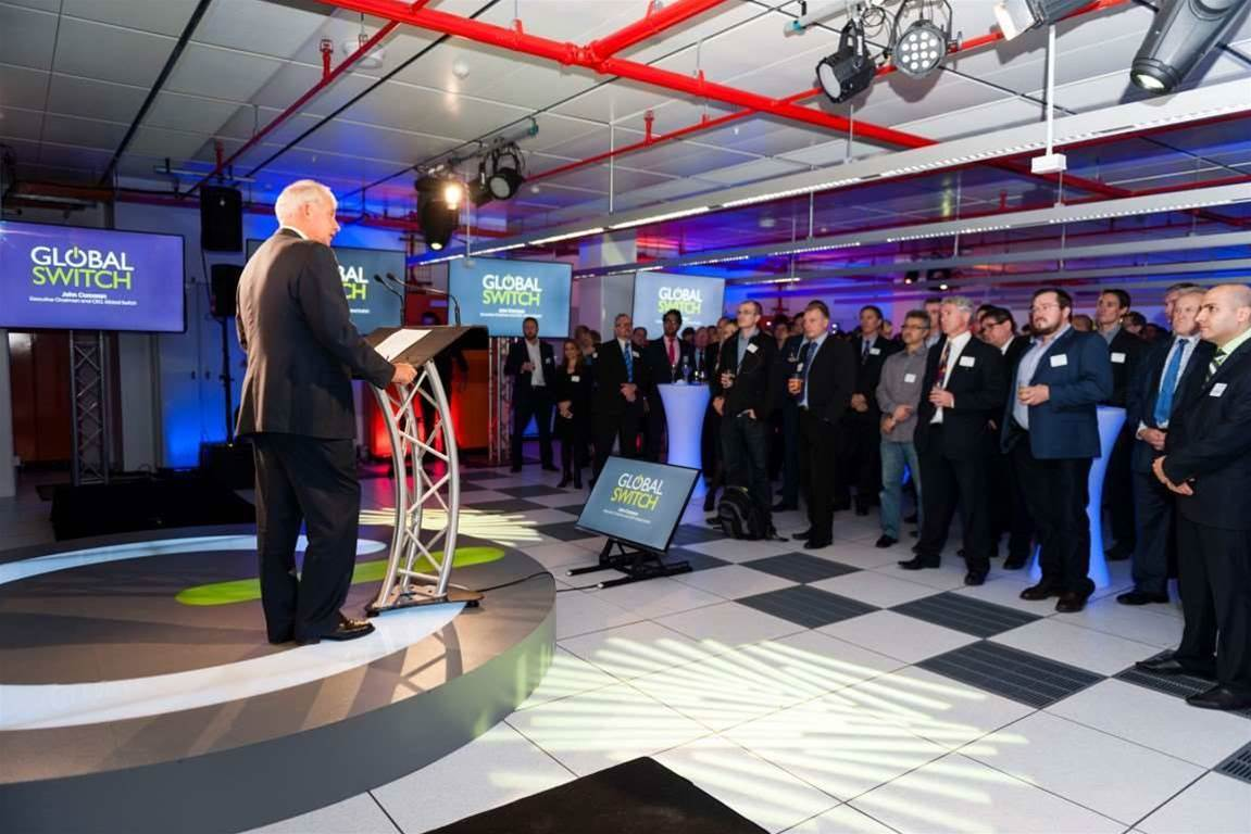 Photos: Global Switch opens Sydney East data centre