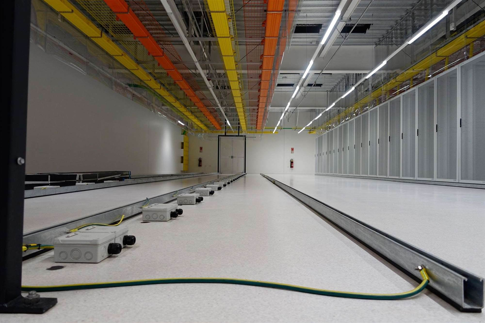 Photos: Spark Digital's new, modular data centre