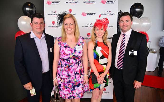 Channel races to CommVault's Melbourne Cup day