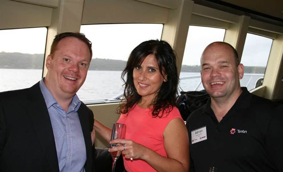 "Avnet's ""high rollers"" cruise on super yacht Quantum"