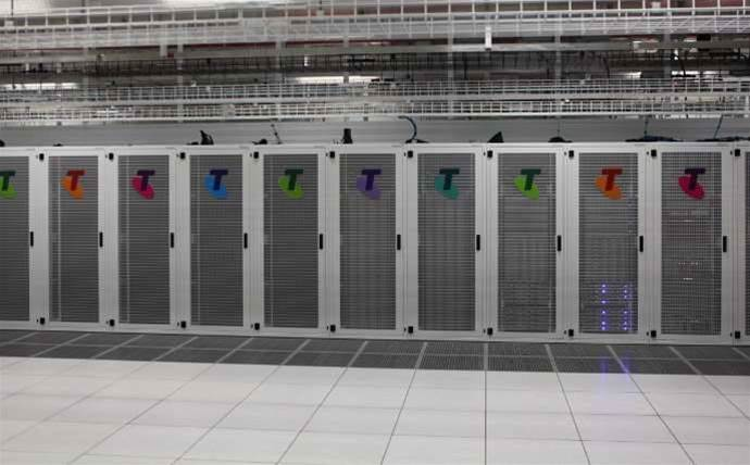 Inside Telstra's new Melbourne data centre