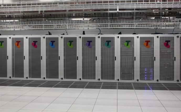 Inside Telstra's new Melbourne data centre