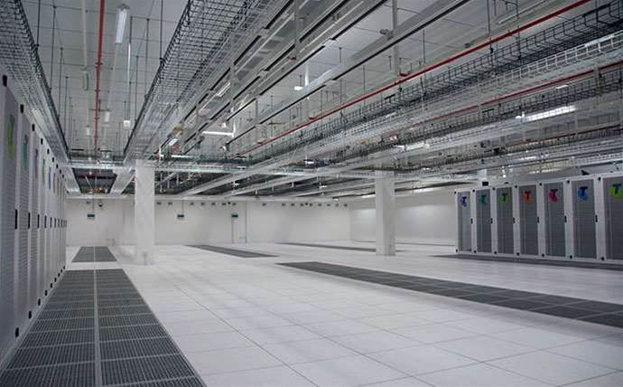 Photos: Telstra's new Melbourne data centre