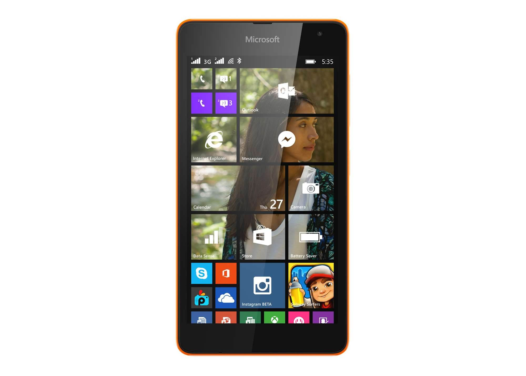 Photos: Microsoft Lumia 535