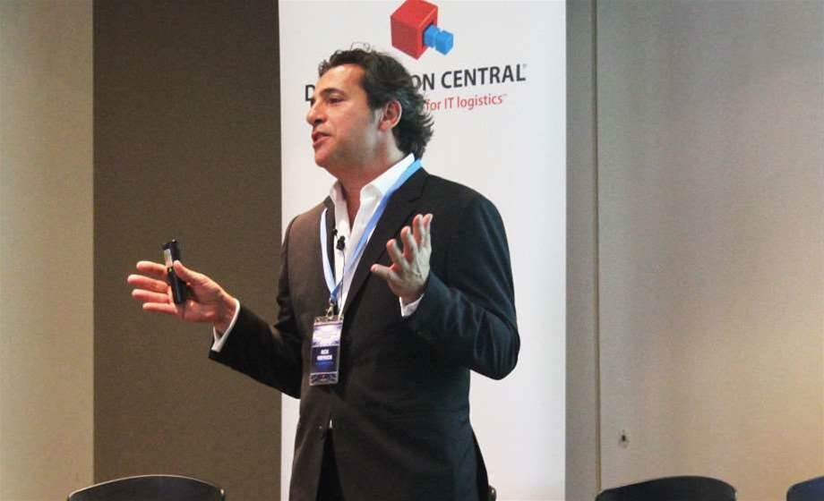Photos: Distribution Central's cloud and infrastructure event