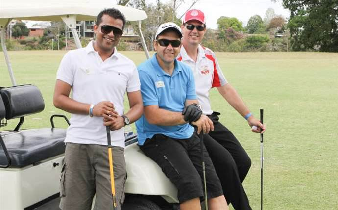 Photos: Data#3 charity golf day
