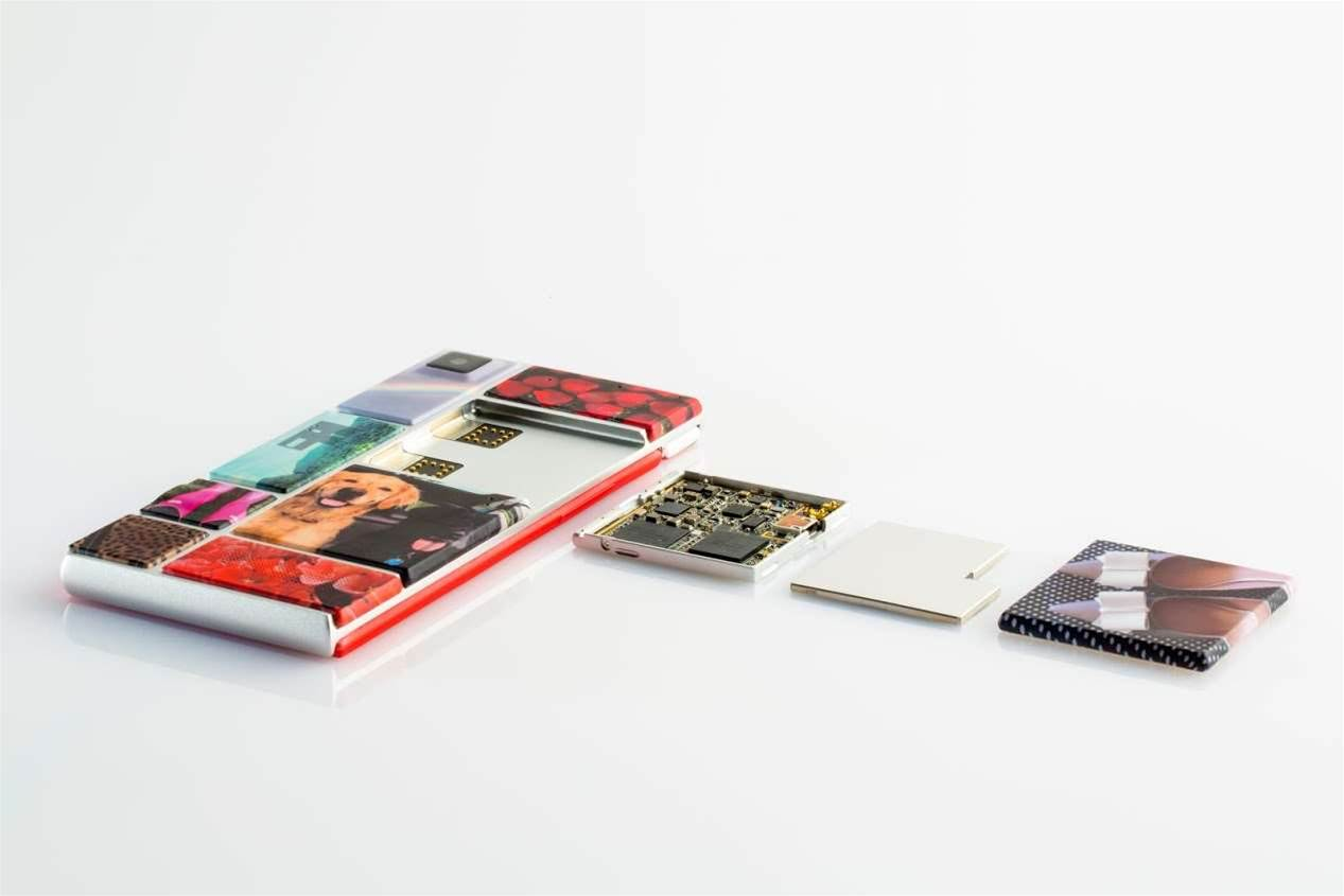 Photos: Google's modular smartphone
