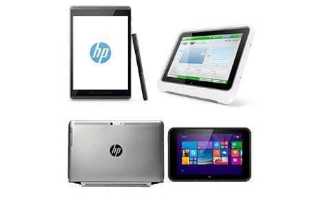 HP product blitz: Microsoft Surface rival, Android tablets and more