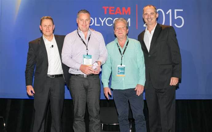 Polycom honours Australian partners in Orlando