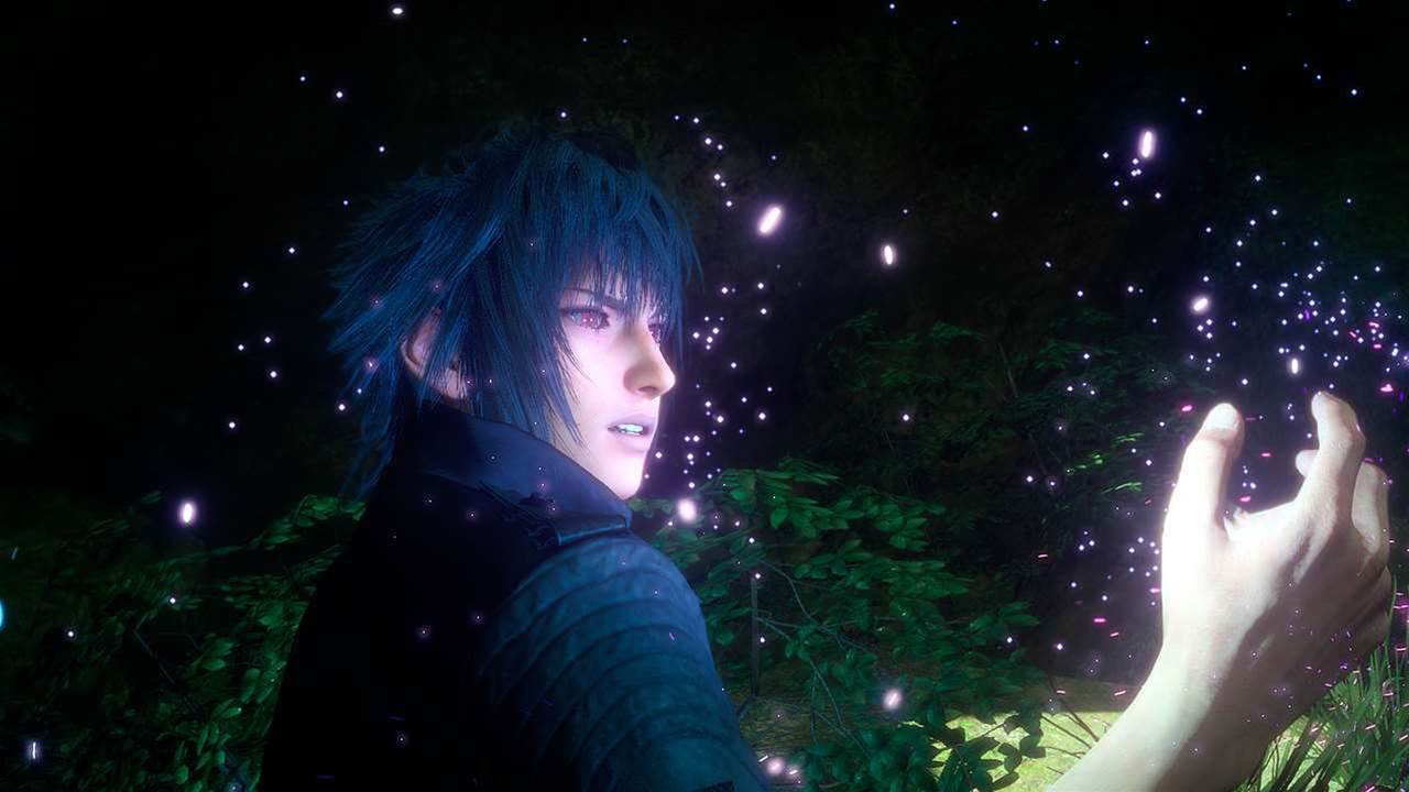 New screens from Final Fantasy XV Episode Duscae