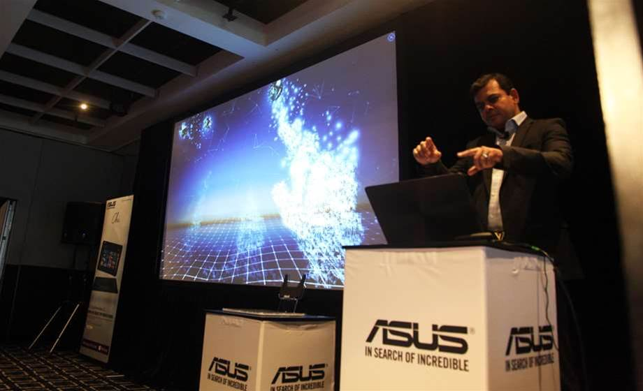 Asus unveils new Transformer in Sydney