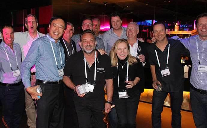 Top Australian HP partners hit Vegas