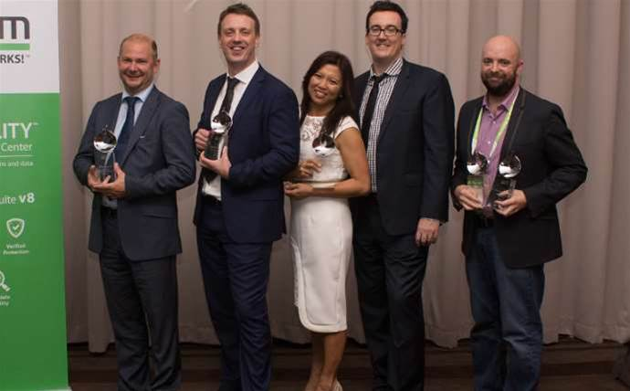 Zettagrid and Data#3 among the winners at Veeam awards