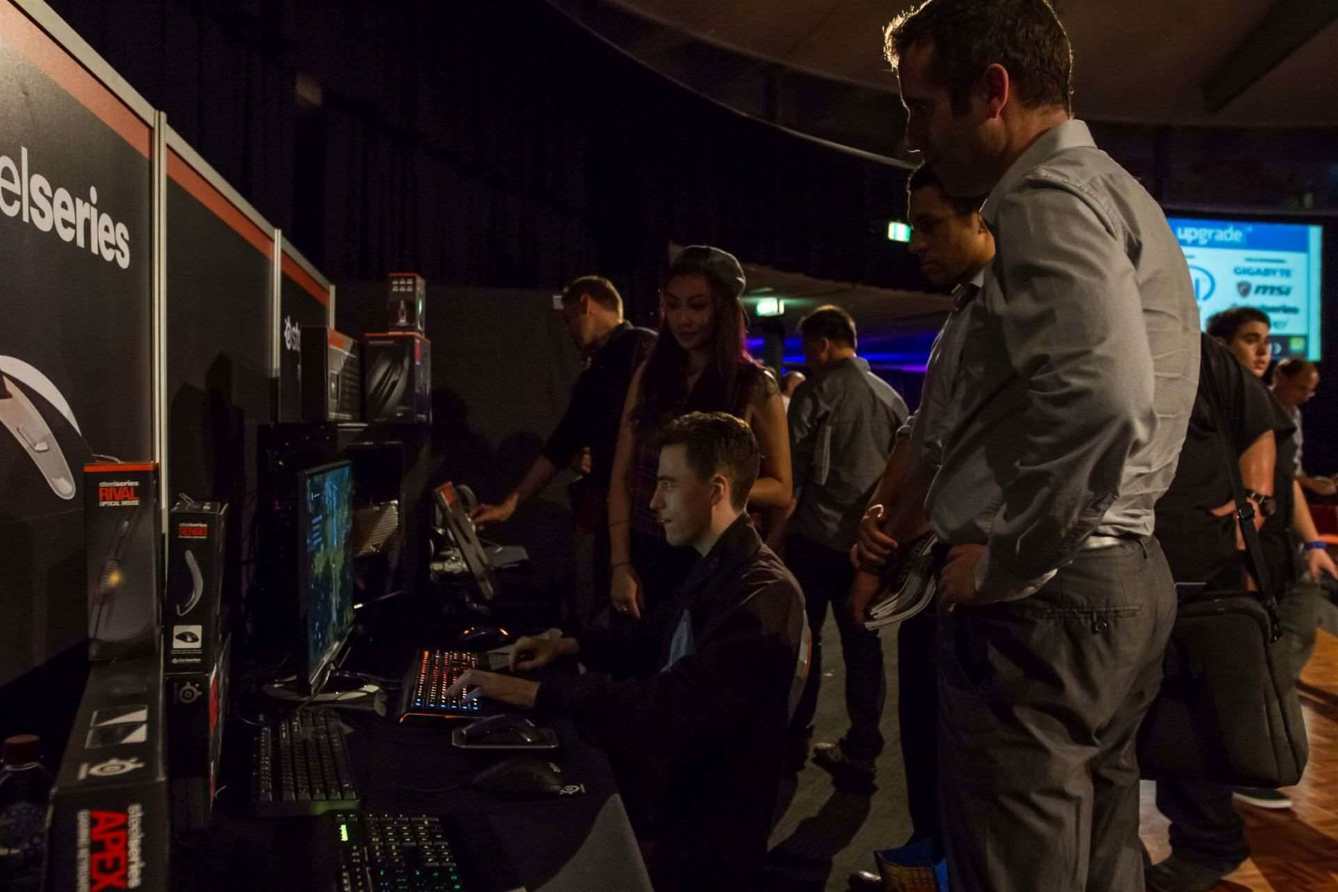 All the action from our first Upgrade Australia event!
