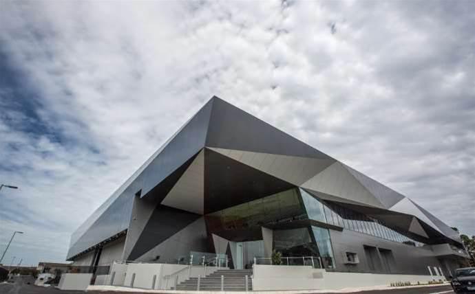 Photos: Inside Equinix's new Melbourne data centre