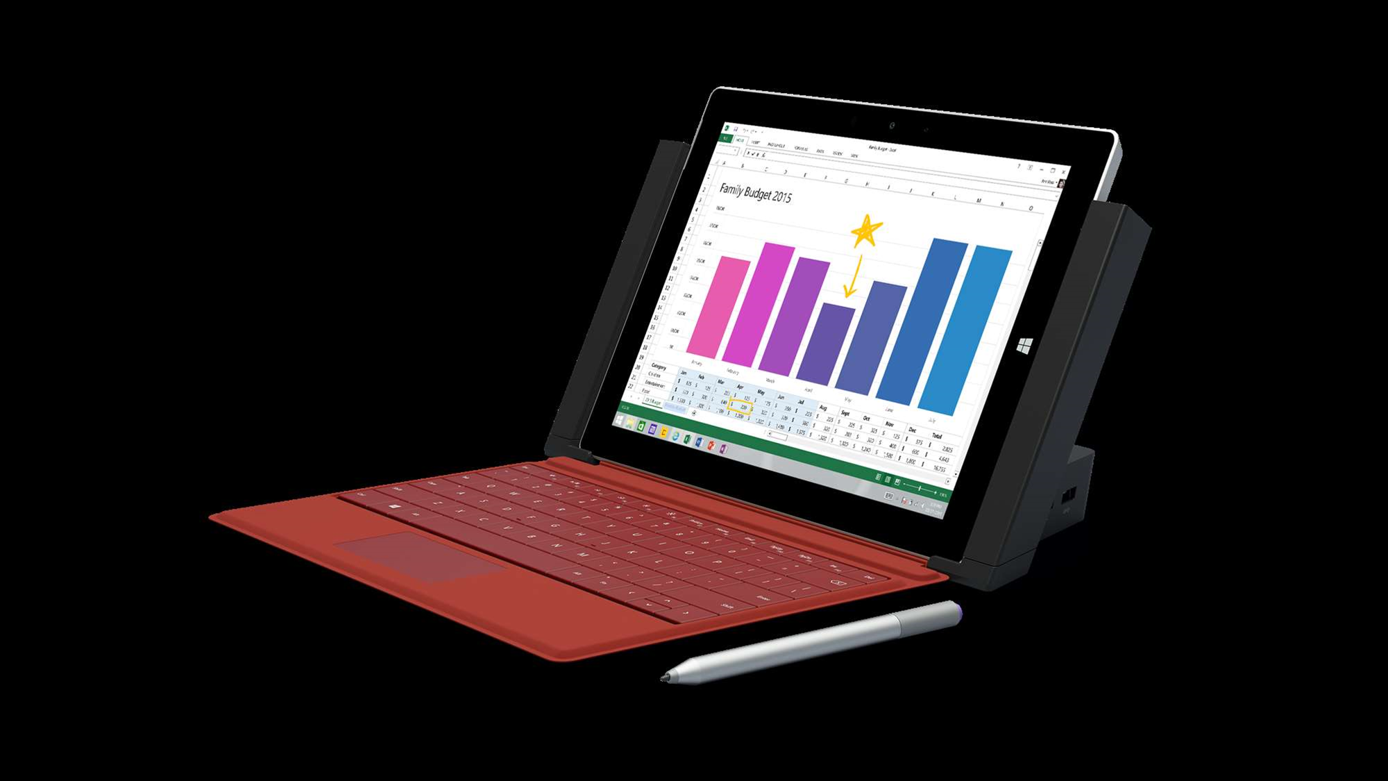 A close look at the new Surface 3