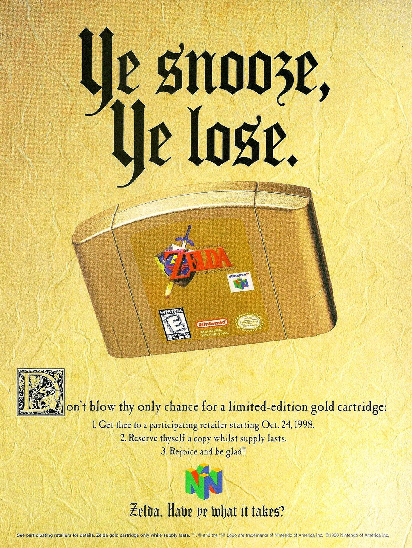 These '90s video game ads are hilarious