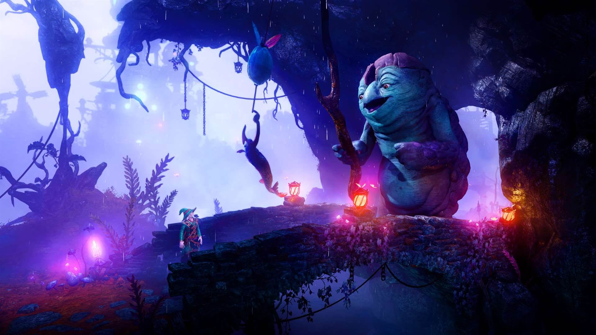 Trine 3 Early Access screenshots